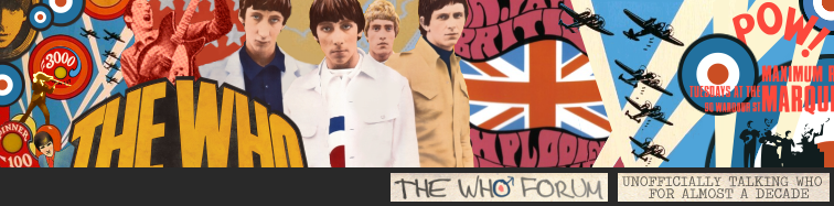The Who Forum